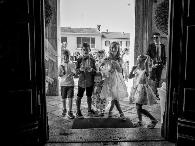 Il matrimonio di Alessandro e Laura a Albonese, Pavia 39