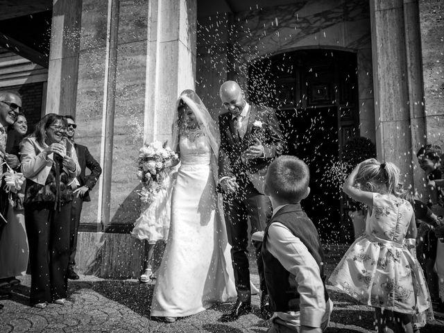 Il matrimonio di Alessandro e Laura a Albonese, Pavia 40