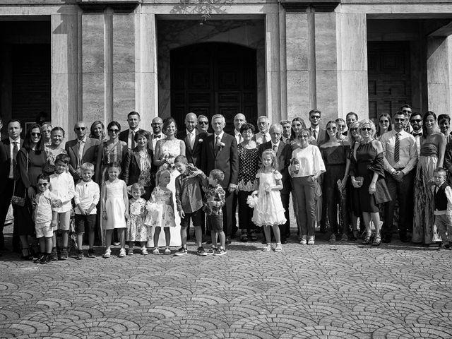 Il matrimonio di Alessandro e Laura a Albonese, Pavia 41