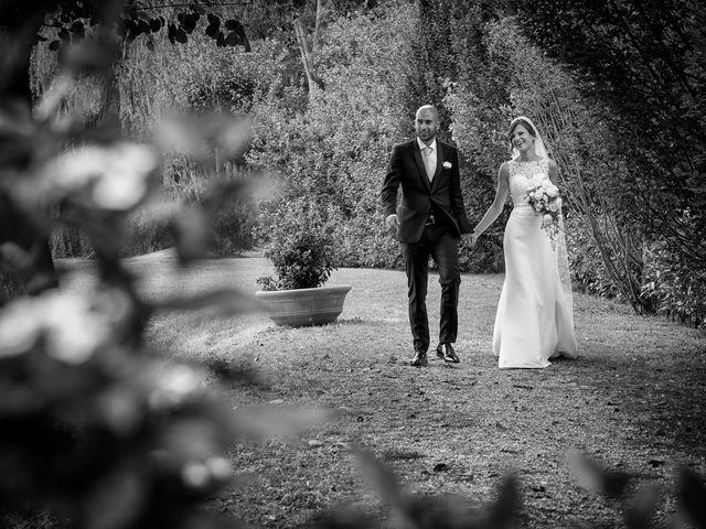Il matrimonio di Alessandro e Laura a Albonese, Pavia 45