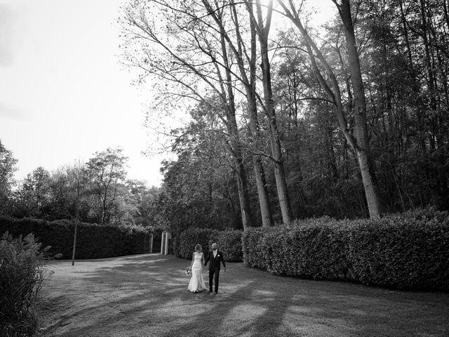 Il matrimonio di Alessandro e Laura a Albonese, Pavia 49