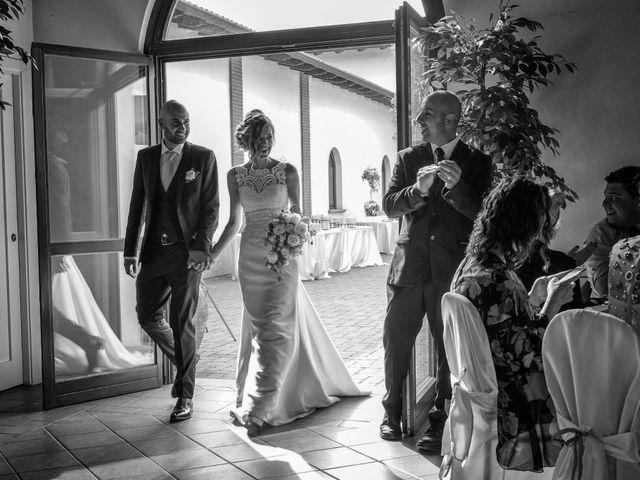 Il matrimonio di Alessandro e Laura a Albonese, Pavia 52