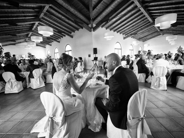 Il matrimonio di Alessandro e Laura a Albonese, Pavia 53