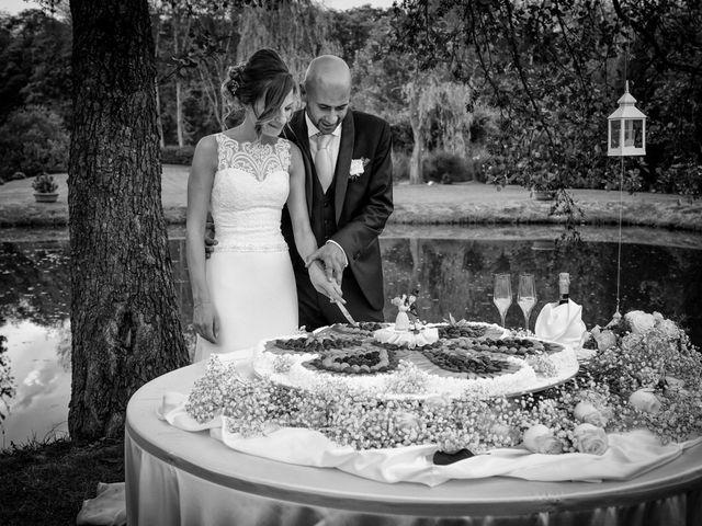 Il matrimonio di Alessandro e Laura a Albonese, Pavia 56