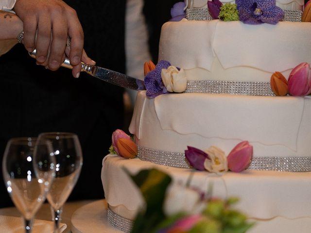 Il matrimonio di Luca e Silvia a Bariano, Bergamo 4