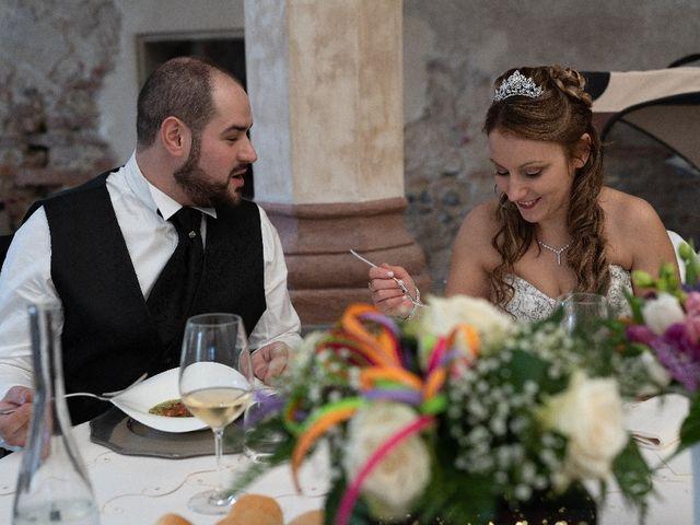 Il matrimonio di Luca e Silvia a Bariano, Bergamo 5