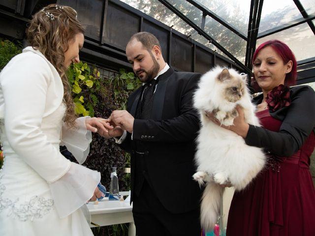 Il matrimonio di Luca e Silvia a Bariano, Bergamo 6