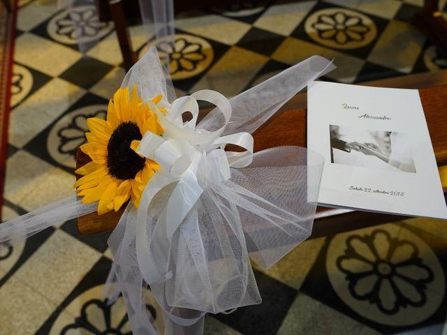 Il matrimonio di Alessandro e Laura a Albonese, Pavia 20