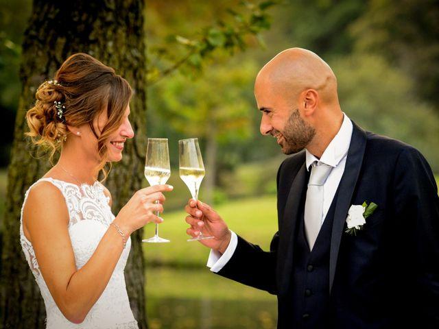 Il matrimonio di Alessandro e Laura a Albonese, Pavia 58