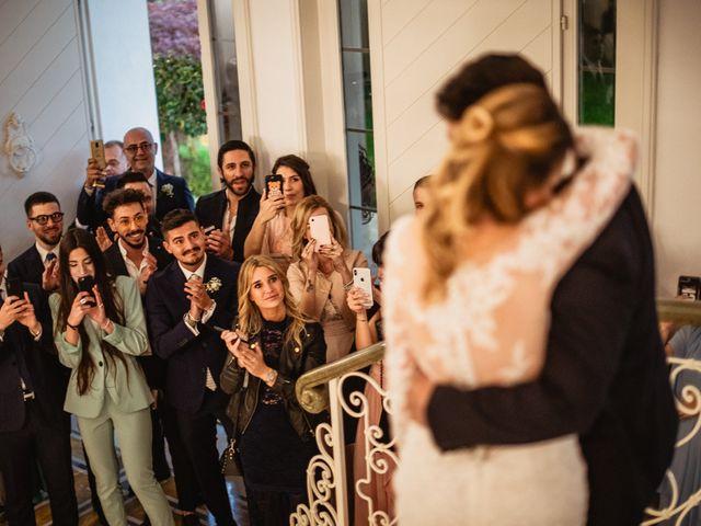 Il matrimonio di Alessandro e Maria a Magnago, Milano 20