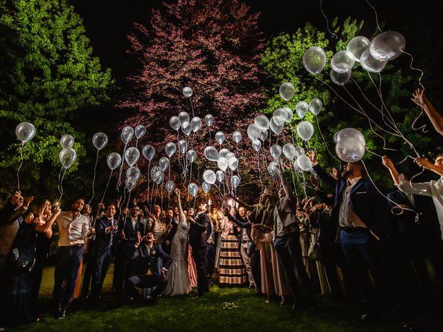 Il matrimonio di Alessandro e Maria a Magnago, Milano 30