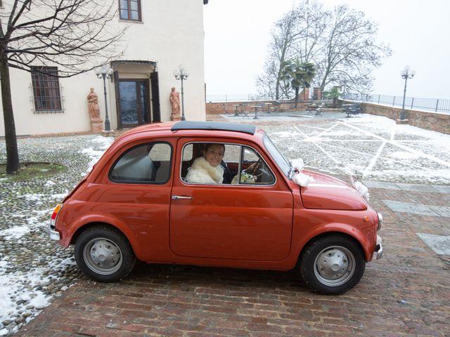 Il matrimonio di Francesco e Claudia a Cortanze, Asti 3
