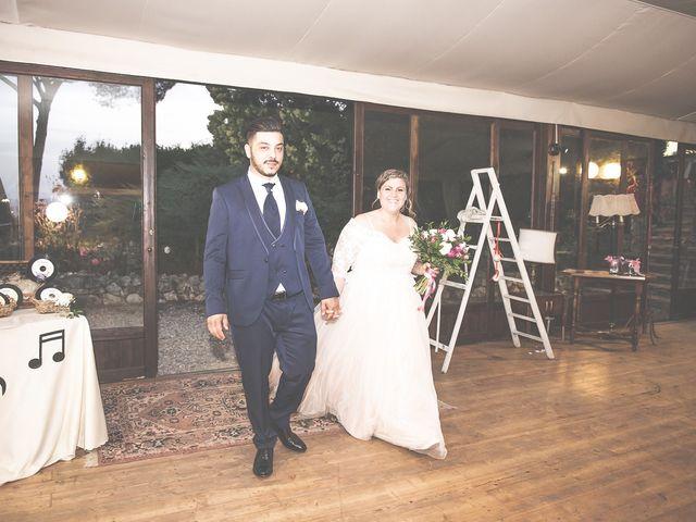 Le nozze di Giusy e Raffaele
