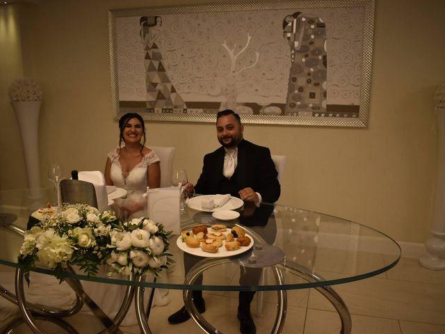 Il matrimonio di Claudia e Bartolo a Sarno, Salerno 1