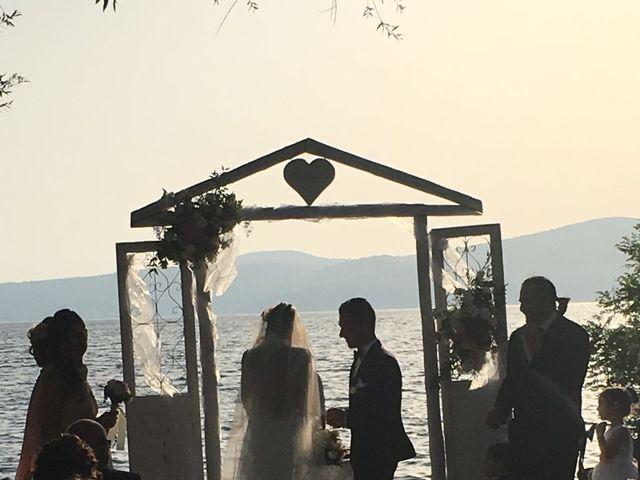 Il matrimonio di Luca e Alessia a Bracciano, Roma 11