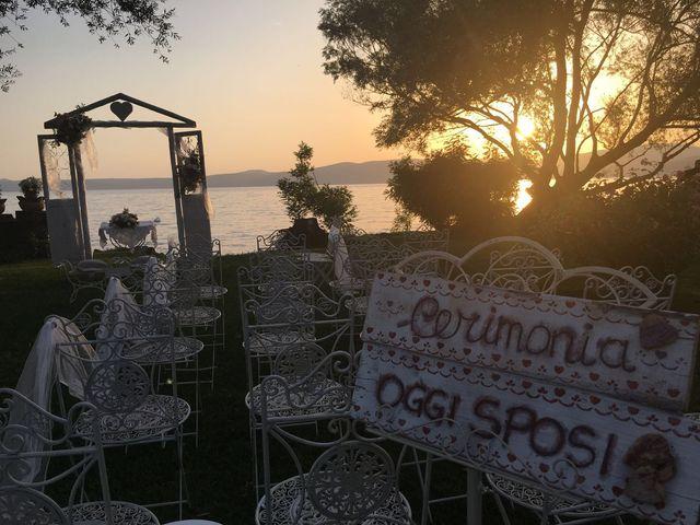 Il matrimonio di Luca e Alessia a Bracciano, Roma 13
