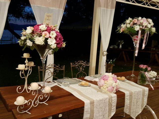 Il matrimonio di Luca e Alessia a Bracciano, Roma 18