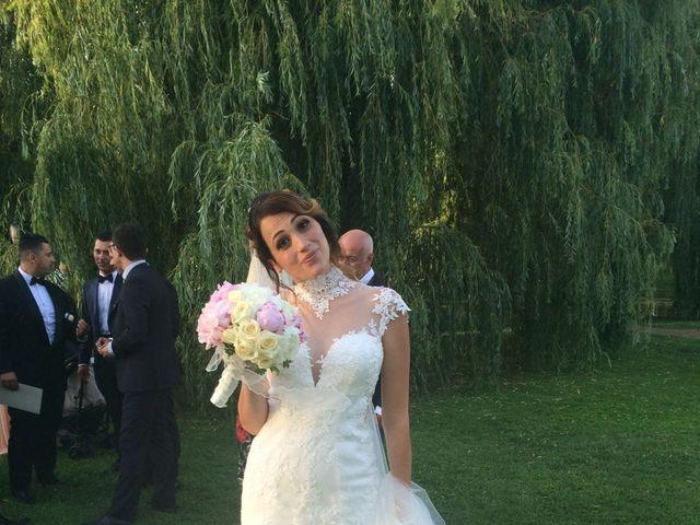 Il matrimonio di Luca e Alessia a Bracciano, Roma 21
