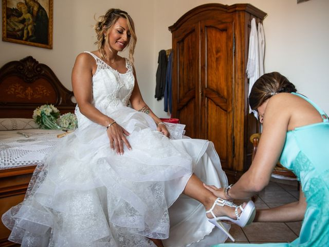 Il matrimonio di Emanuele e Giada a Livorno, Livorno 11