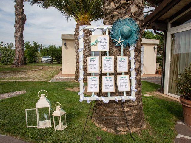 Il matrimonio di Emanuele e Giada a Livorno, Livorno 13