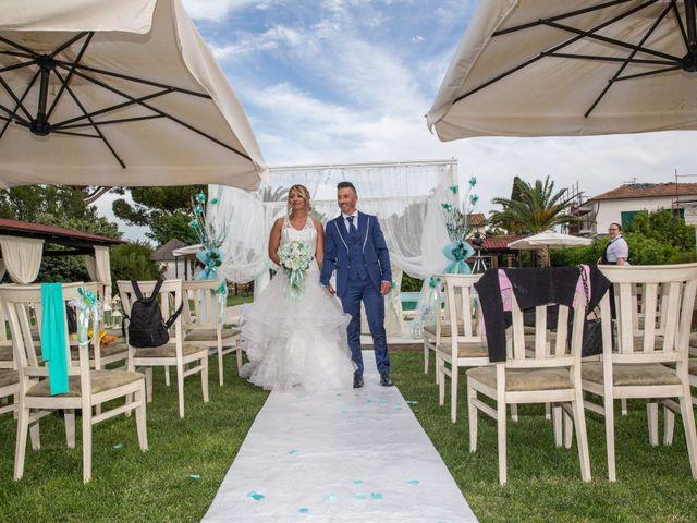 Il matrimonio di Emanuele e Giada a Livorno, Livorno 26