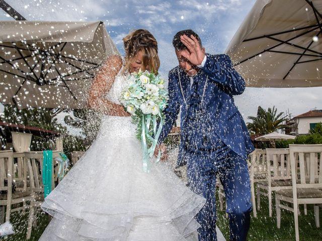 Il matrimonio di Emanuele e Giada a Livorno, Livorno 27