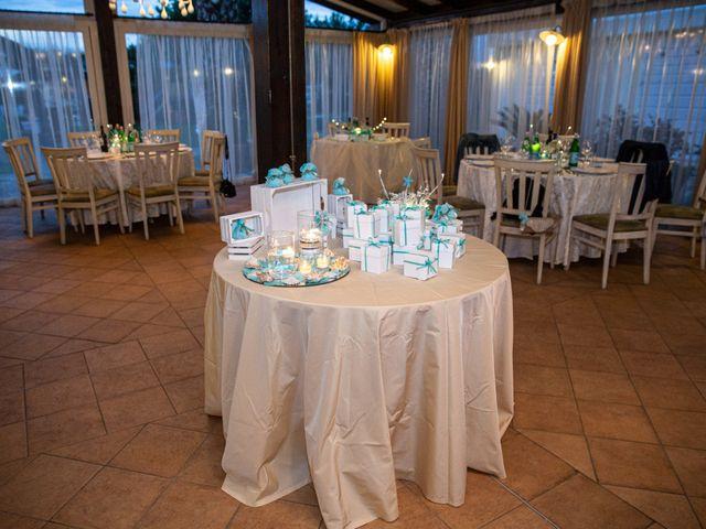 Il matrimonio di Emanuele e Giada a Livorno, Livorno 43