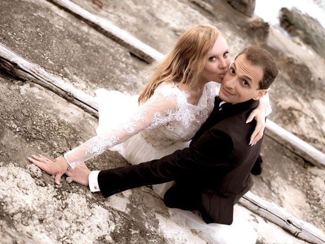 Le nozze di Magdalena e Maurizio