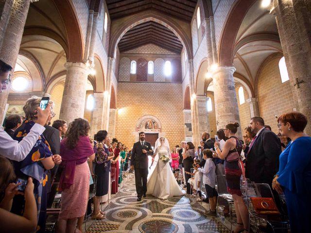 Il matrimonio di Andrea e Carlotta a Anagni, Frosinone 20