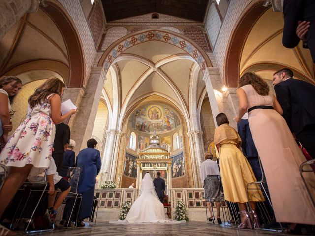Il matrimonio di Andrea e Carlotta a Anagni, Frosinone 22