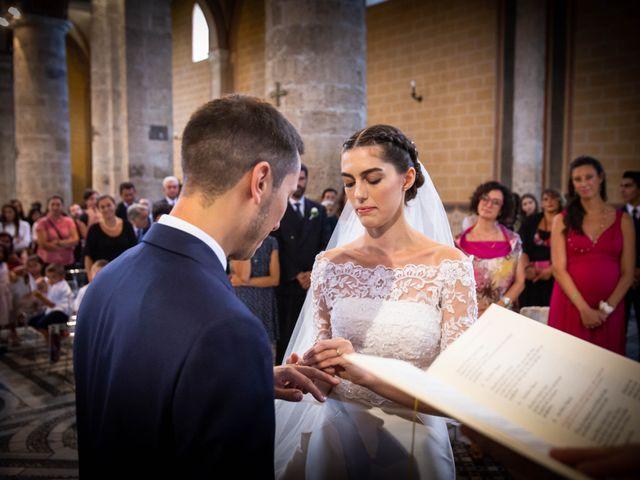 Il matrimonio di Andrea e Carlotta a Anagni, Frosinone 29