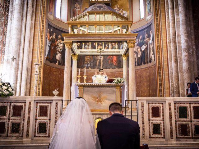 Il matrimonio di Andrea e Carlotta a Anagni, Frosinone 31