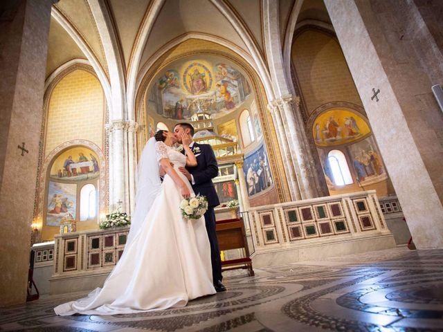 Il matrimonio di Andrea e Carlotta a Anagni, Frosinone 36