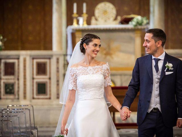 Il matrimonio di Andrea e Carlotta a Anagni, Frosinone 37
