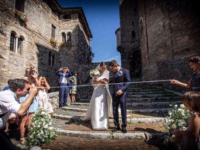 Il matrimonio di Andrea e Carlotta a Anagni, Frosinone 40