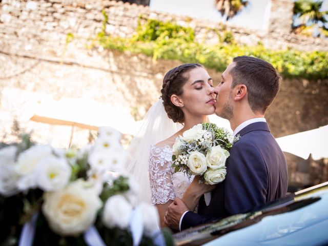 Il matrimonio di Andrea e Carlotta a Anagni, Frosinone 43