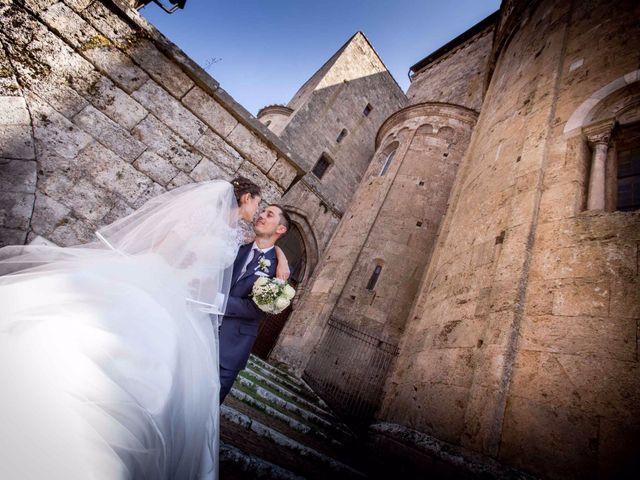 Il matrimonio di Andrea e Carlotta a Anagni, Frosinone 45