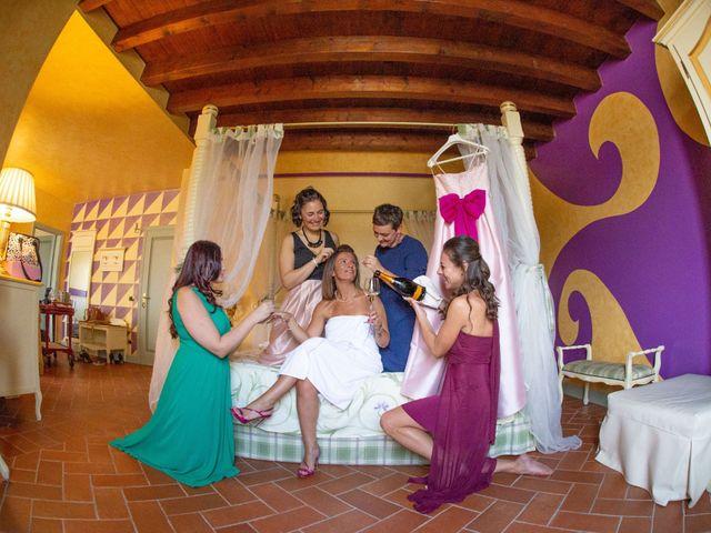 Il matrimonio di Stefano e Lorena a Provaglio d'Iseo, Brescia 2