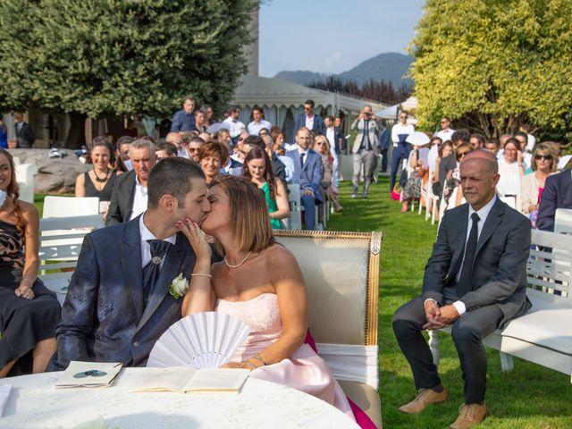 Il matrimonio di Stefano e Lorena a Provaglio d'Iseo, Brescia 17