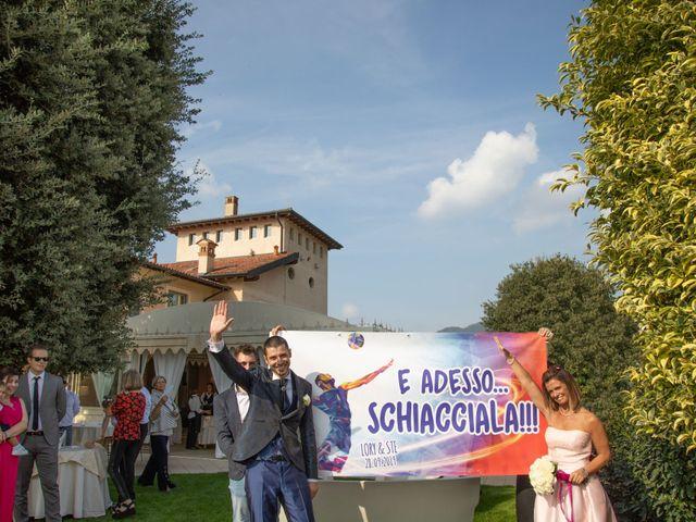 Il matrimonio di Stefano e Lorena a Provaglio d'Iseo, Brescia 22