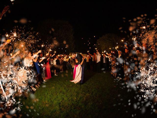 Il matrimonio di Stefano e Lorena a Provaglio d'Iseo, Brescia 23