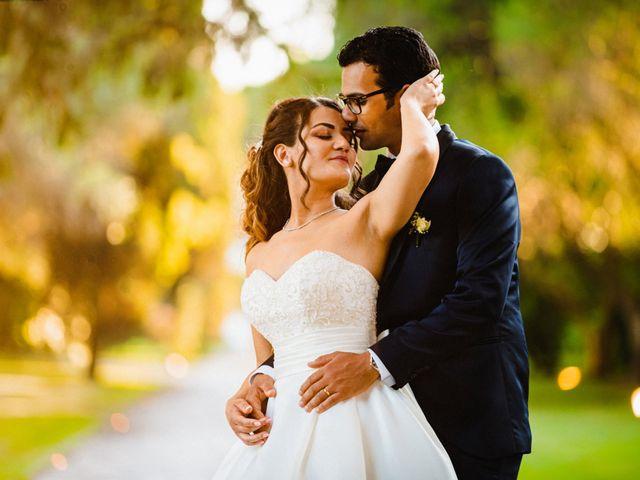 Le nozze di Sarah e Mekhael