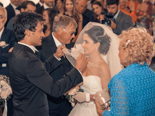 Il matrimonio di Daniela e Giovanni a Acquapendente, Viterbo 8
