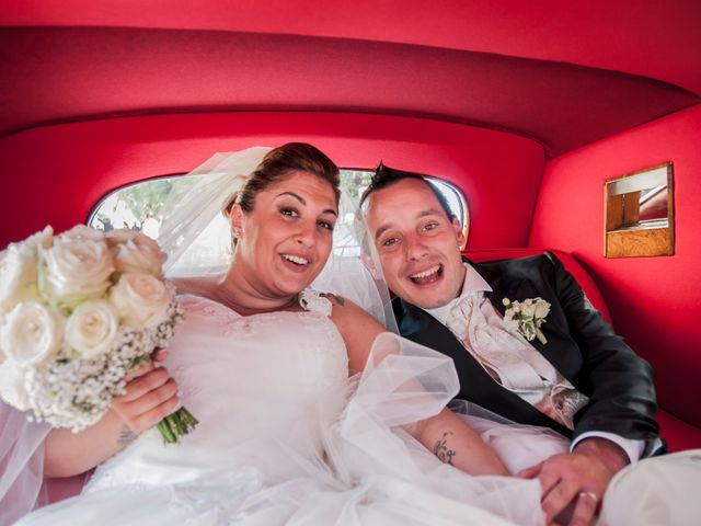 Le nozze di Martina e Mirko