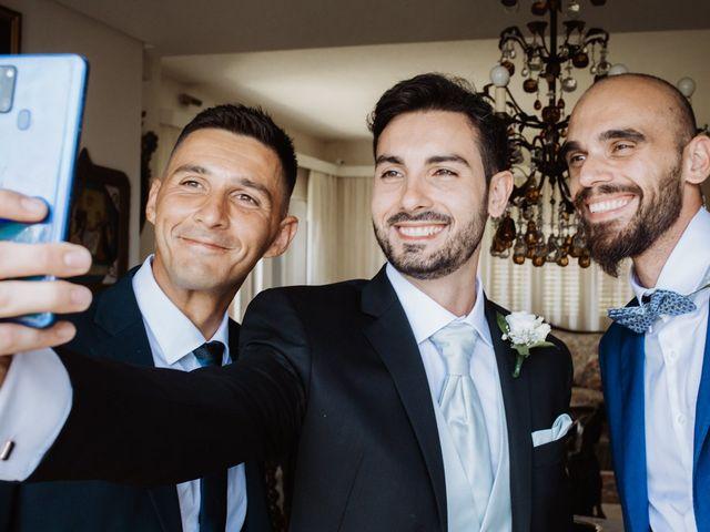 Il matrimonio di Vincenzo e Giulia a Alcamo, Trapani 8