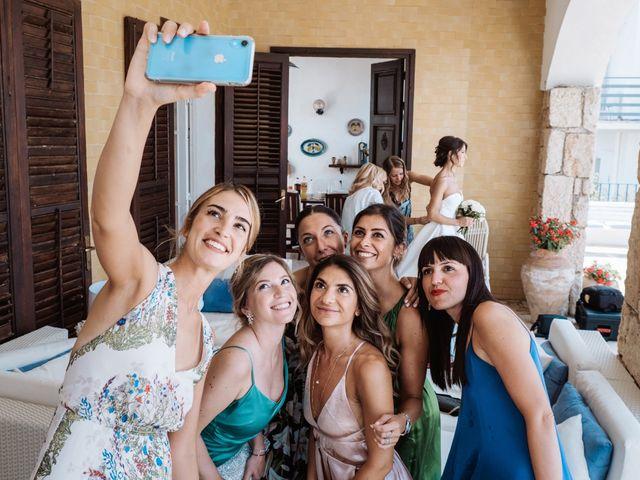 Il matrimonio di Vincenzo e Giulia a Alcamo, Trapani 11