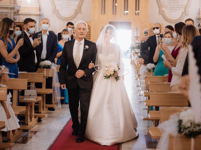 Il matrimonio di Vincenzo e Giulia a Alcamo, Trapani 13