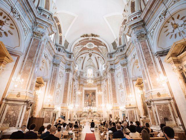 Il matrimonio di Vincenzo e Giulia a Alcamo, Trapani 15