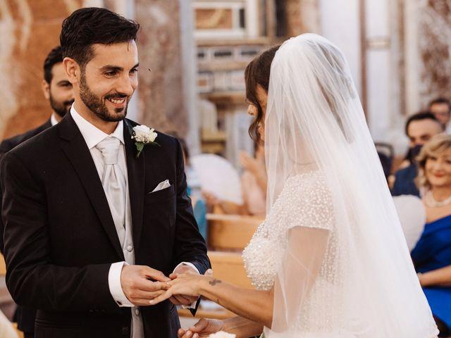 Il matrimonio di Vincenzo e Giulia a Alcamo, Trapani 16
