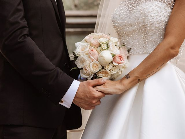 Il matrimonio di Vincenzo e Giulia a Alcamo, Trapani 18
